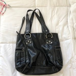 Kenneth Cole Reaction Bags - Kenneth Cole Reaction Leather Purse
